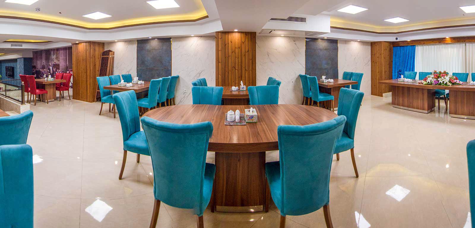 کافی شاپ هتل آزادی